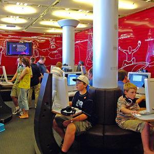 Интернет-кафе Матвеевки