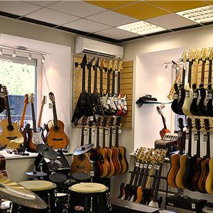 Музыкальные магазины Матвеевки