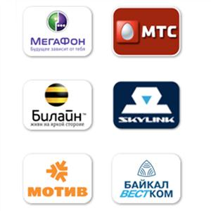 Операторы сотовой связи Матвеевки