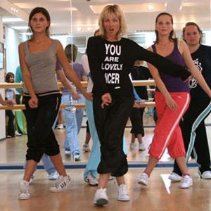 Школы танцев Матвеевки