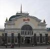 Железнодорожные вокзалы в Матвеевке