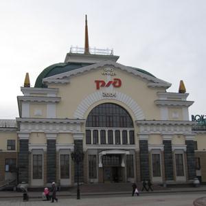 Железнодорожные вокзалы Матвеевки